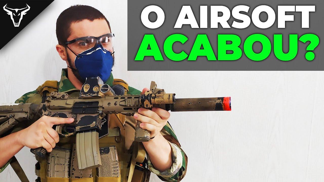 Que pouvons-nous faire maintenant que les jeux AIRSOFT sont surentraînés à la maison | Arthur Tactical