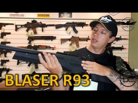 Critique Blaser R93, King Arms