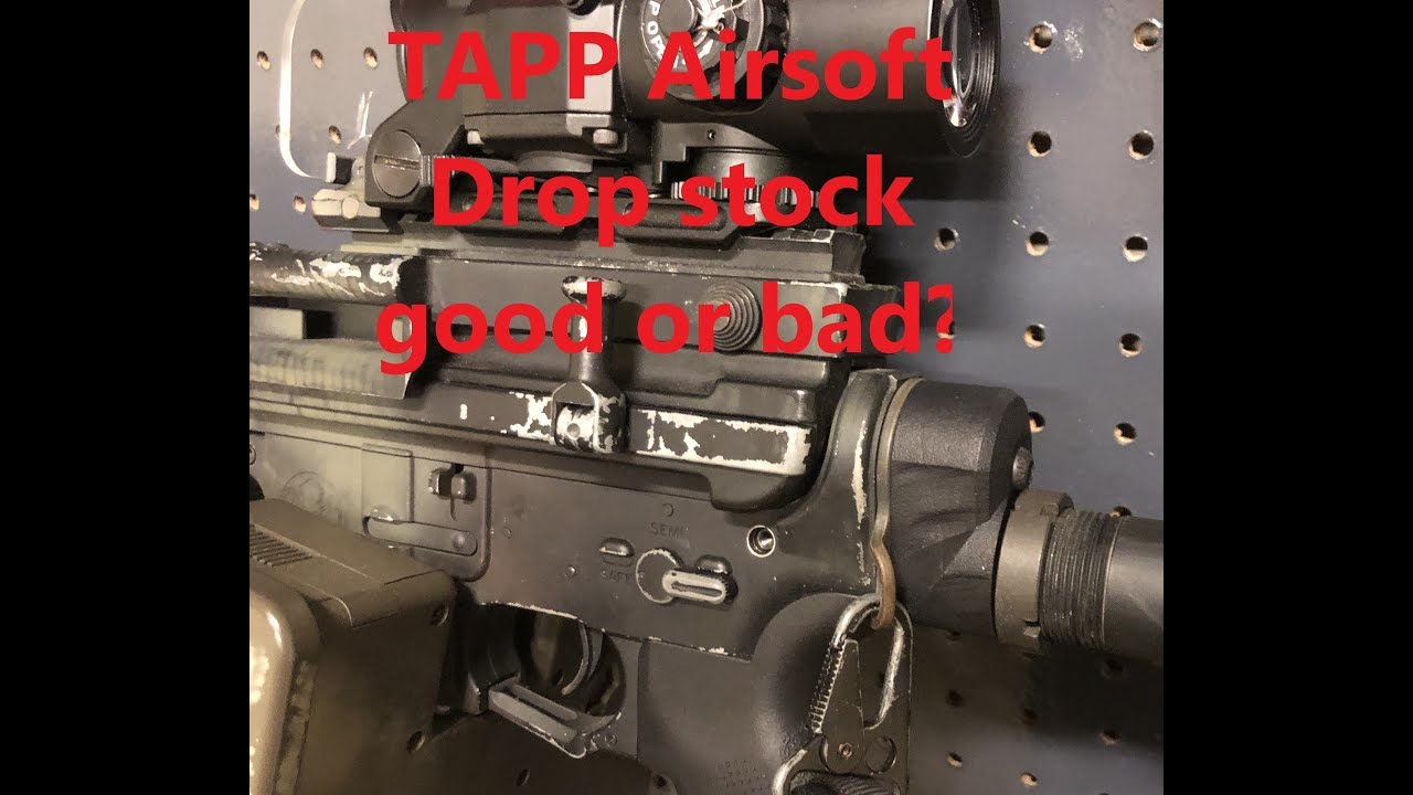 Revoir le stock de TAPP