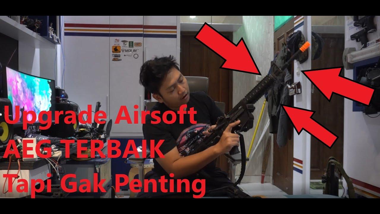 Le meilleur mais pas important Airsoft AEG Upgrade Review Gate Titan