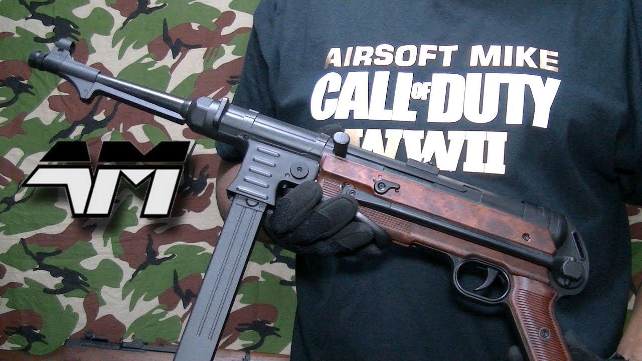 AGM MP40 / AGM MP007 / Revue de déballage / Call Of Duty WW2