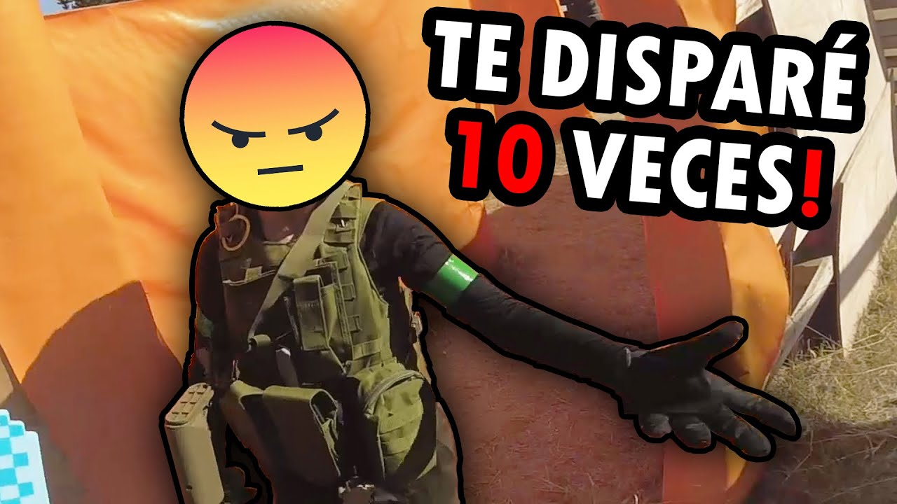 MISS me traite de triche et d'immortel 😢 ▬ Airsoft Gameplay