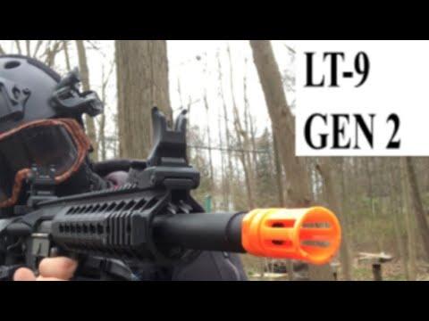 Examen de la portée du Lt-9 Gen 2 + UUQ   Avis sur Airsoft