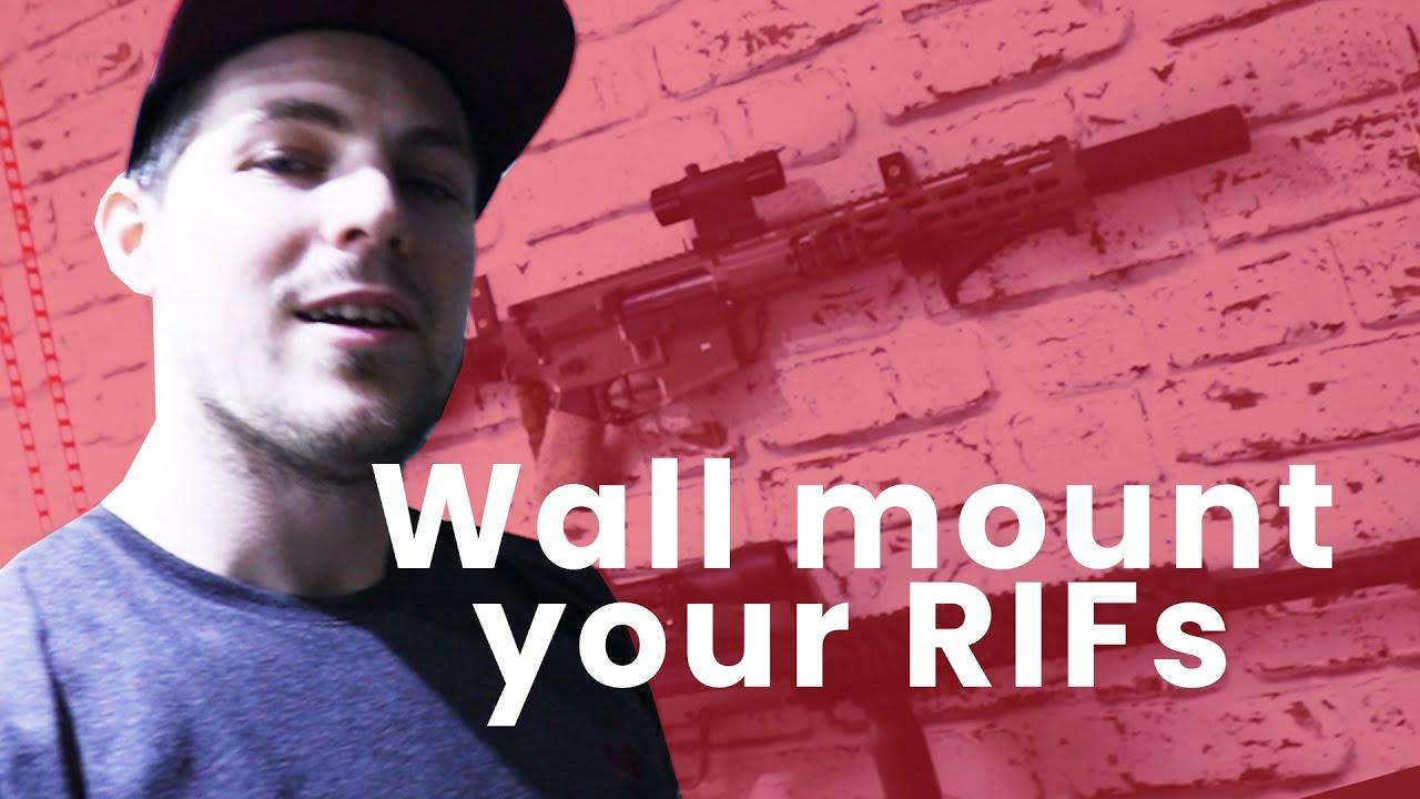 Pourquoi devriez-vous monter vos RIF airsoft?