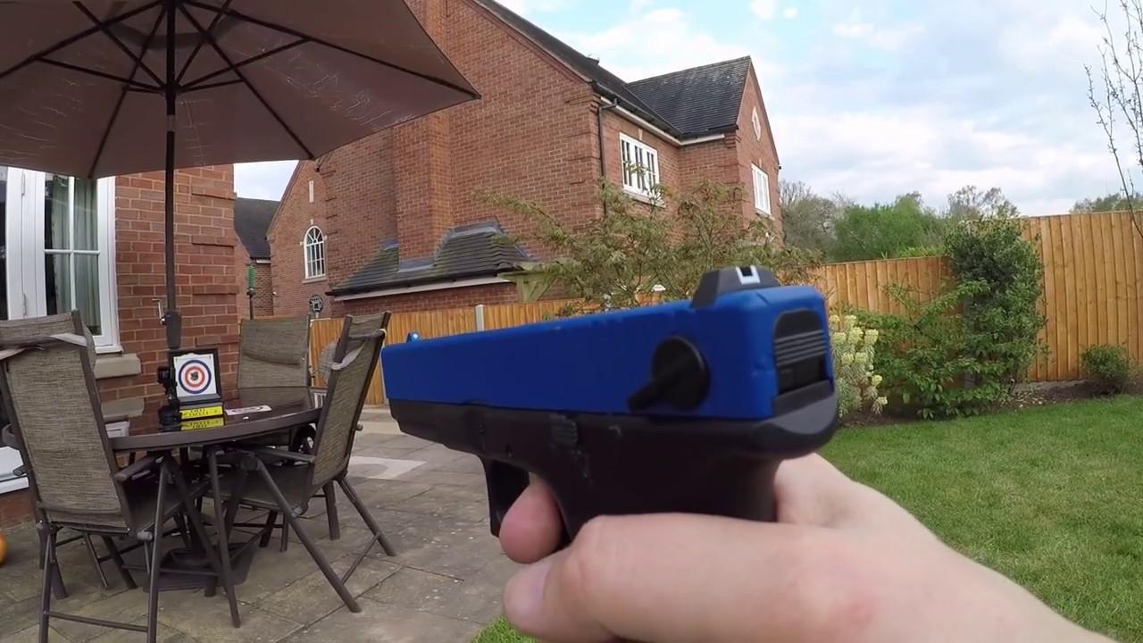 Pistolet électrique Airsoft BB Cyma CM030 à décharge automatique