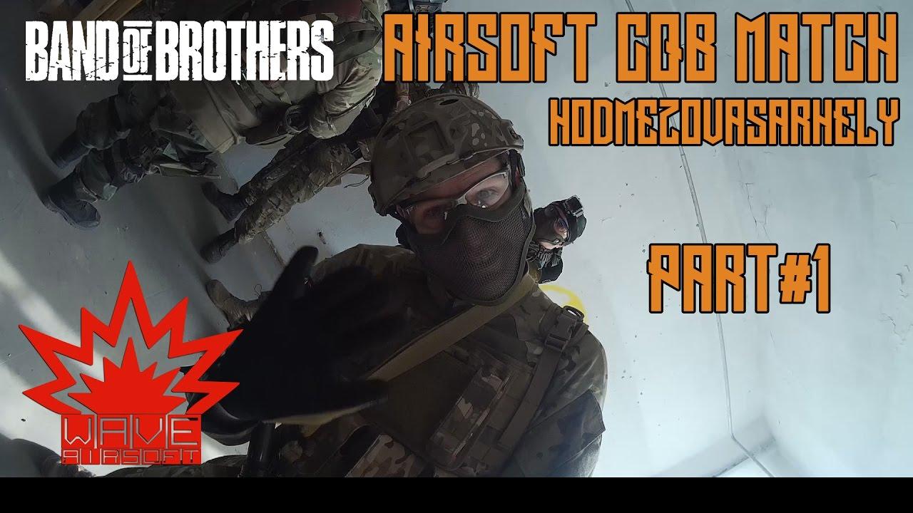 Match AIRSOFT CQB @ Hódmezővásárhely – Partie # 1