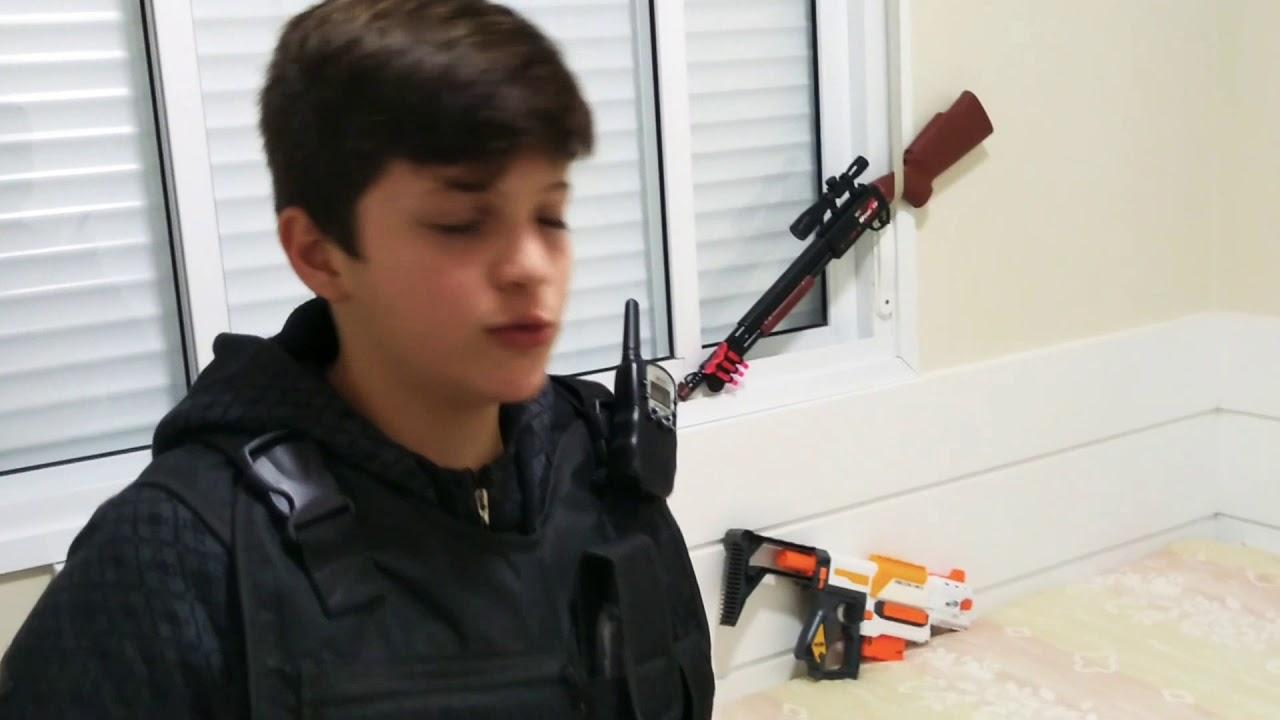 Test de l'Airsoft Glock G17 (jouet)
