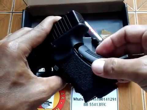 Airsoft Gun Glock 19 avis info tel / whatsapp 085100141291