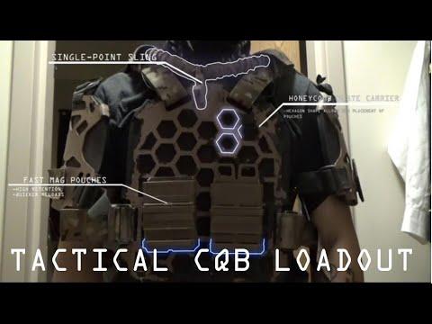 Advanced Paintball Loadout: TACTICAL HEAVY CQB 2020