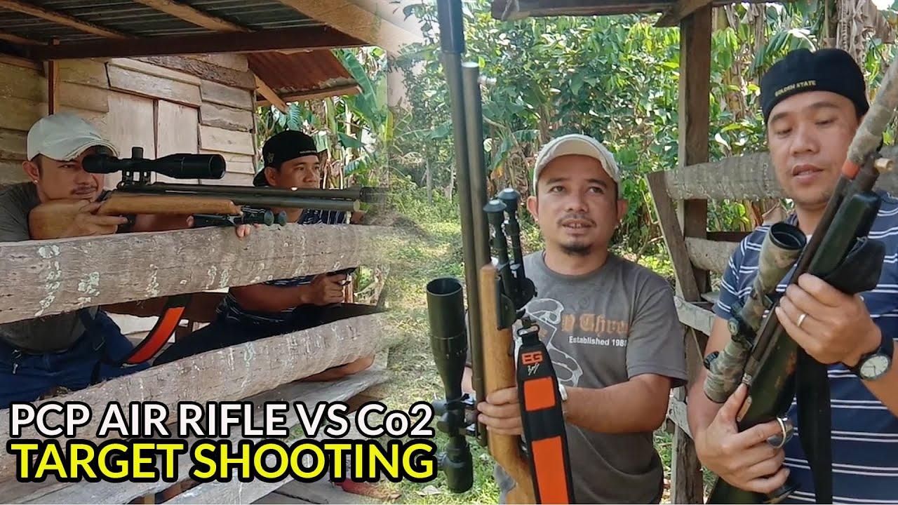 EP33 – Tir sur cible | Carabine à air comprimé Co2 Airgun VS Eskopeta