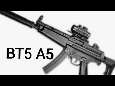 Révision / Déballage BT5 A5 Airsoft-Softair (BK Bros)