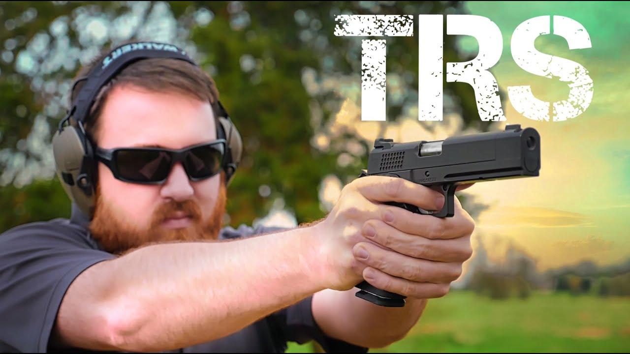 La série Tactical Ready de Nighthawk Custom