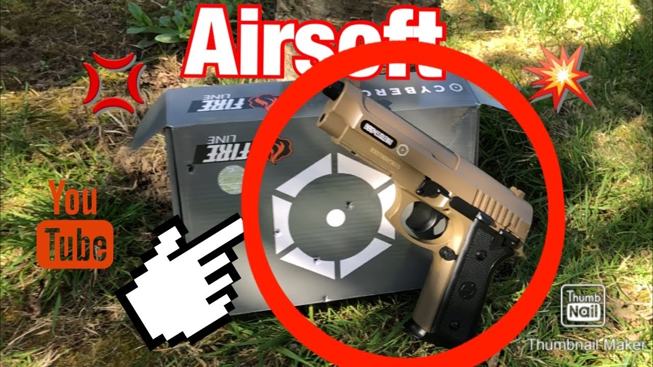 unboxing airsoft