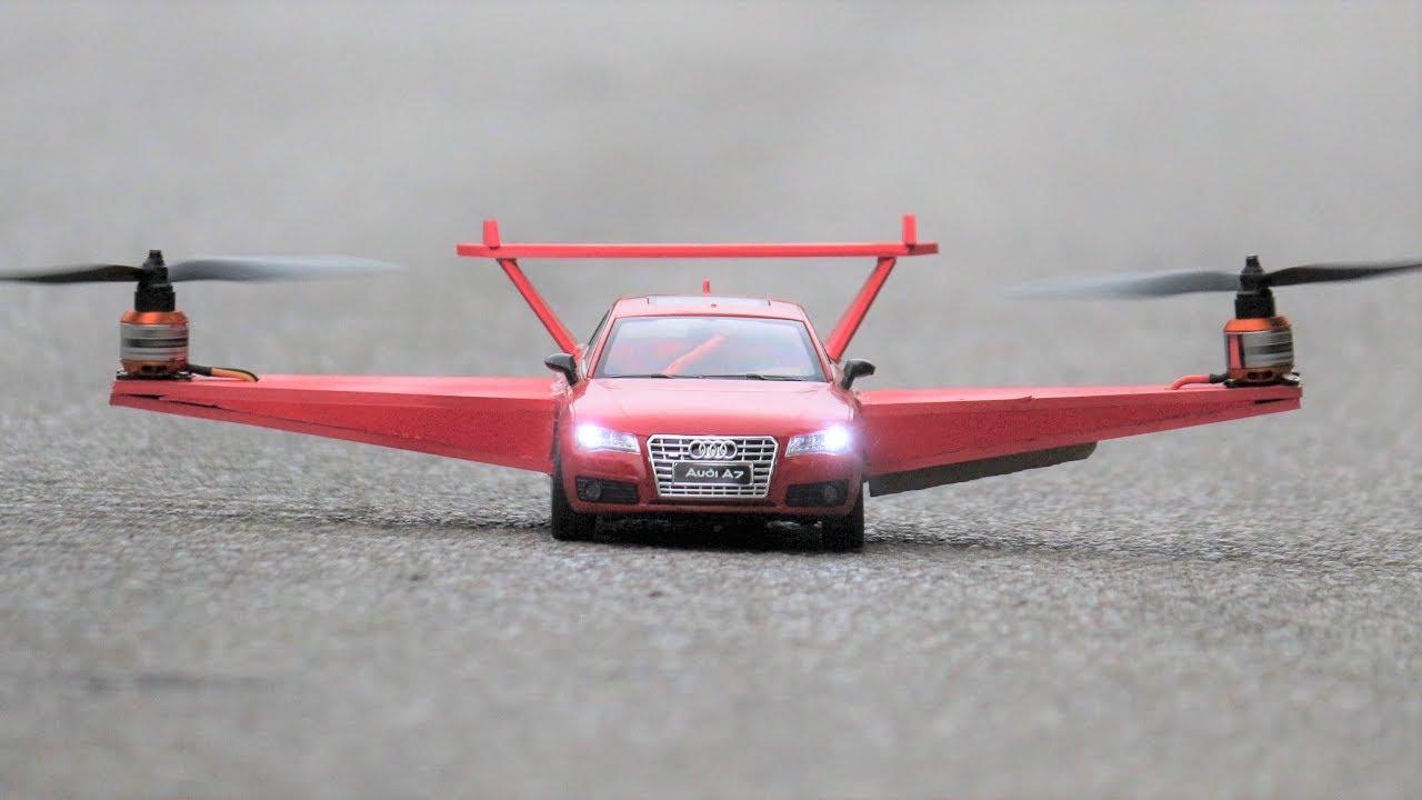 Comment faire une voiture – Voiture d'avion – Audi Car