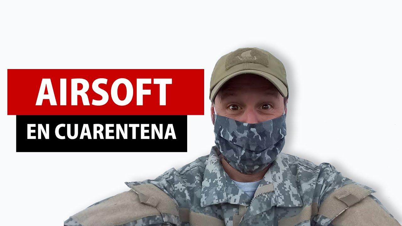 Airsoft en quarantaine – Questions et réponses