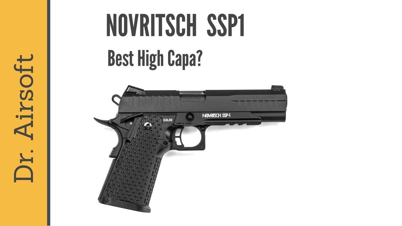 Novritsch SSP1 Unboxing + Review | Dr. Airsoft