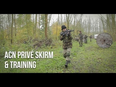 Airsoft Private skirm: Patrouille, binôme et travail d'équipe!