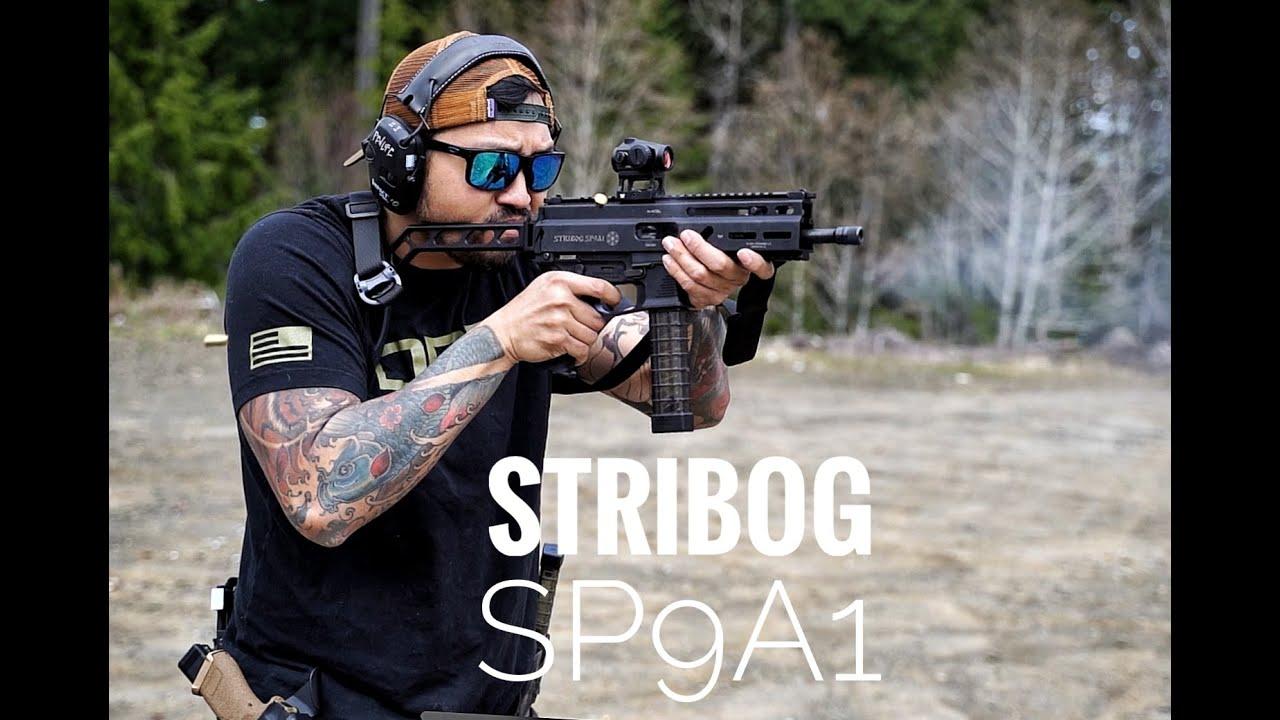 Revue du pistolet Fun Power Grand Stribog SP9a1