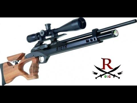 Parlons du mot Carbine (Air comprimé vs Airsoft). Parlons!