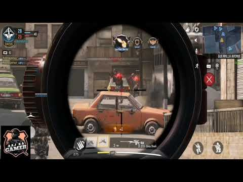 """Coll of Duty Multiplayer """"Snipers Only Crossfire Gameplay"""" Gagnez le match avec Final Kill🔥"""