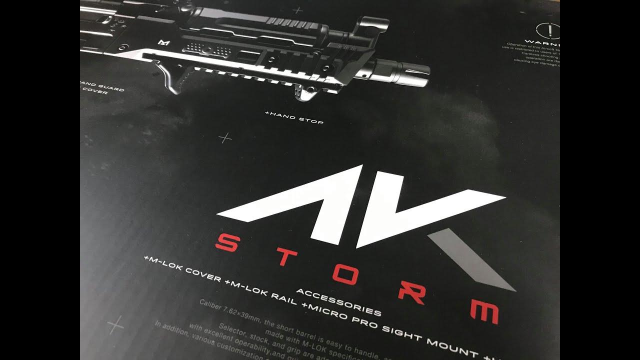 Review Ak storm Tokyo marui