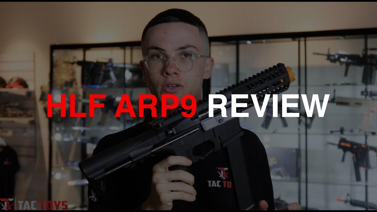 REVUE HLF ARP9 GEL BLASTER | TacToys