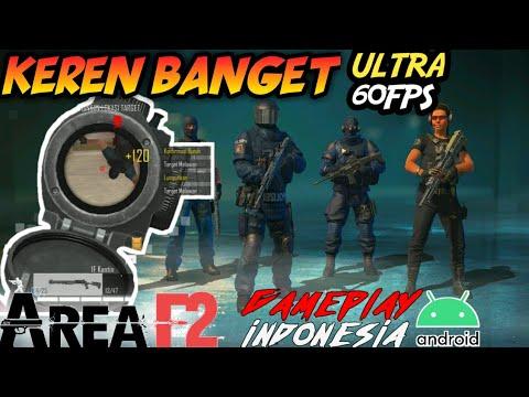 Premier jeu CQB FPS sur mobile! Zone F2 Indonésie Gameplay