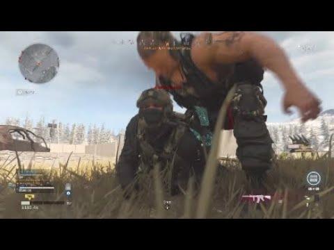 25 KILLS IN WARZONE !! M4 + MP5 = HIGH KILLS!