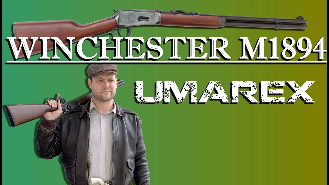 Winchester 1894 UMAREX – REVIEW AIRSOFT