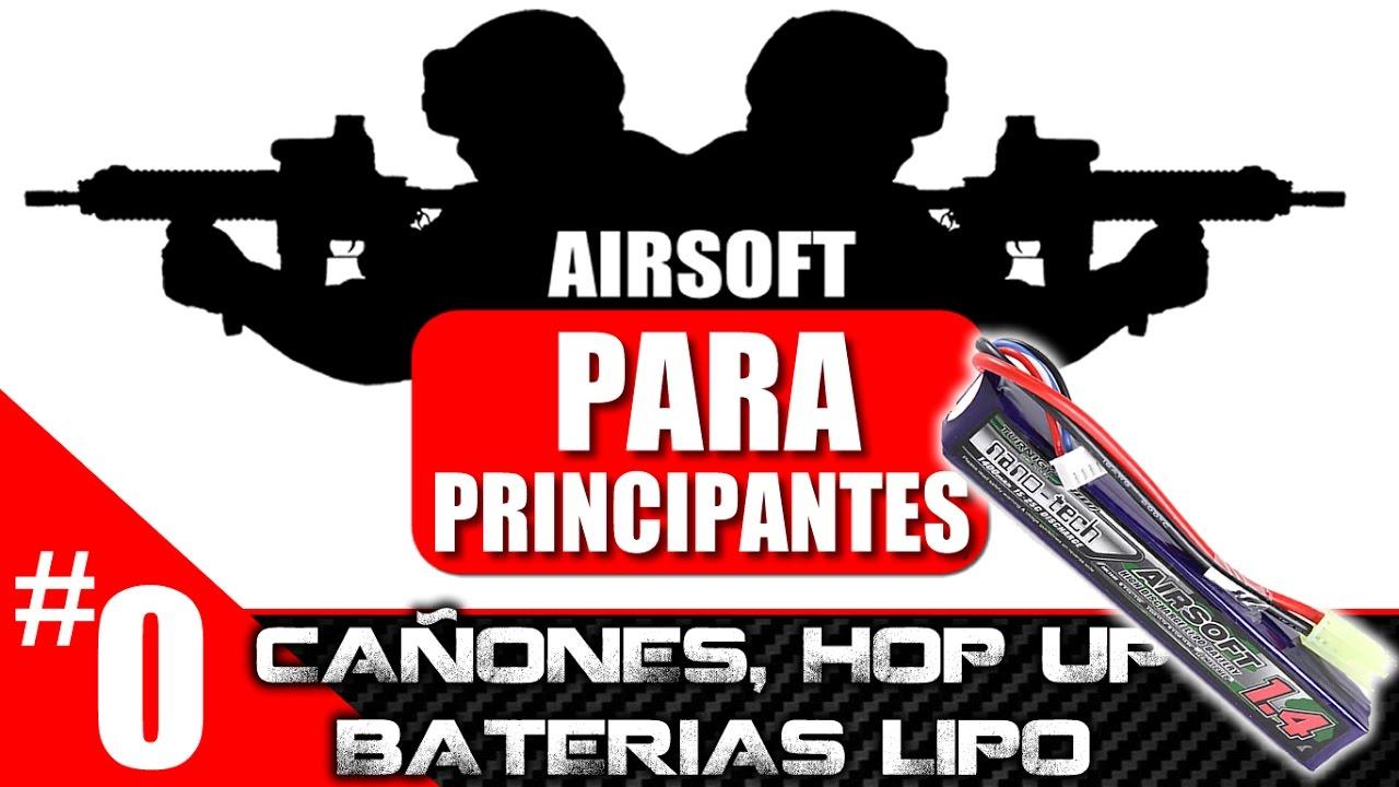 # 0 AIRSOFT POUR LES DÉBUTANTS – Airsoft Review en espagnol   NOOBS