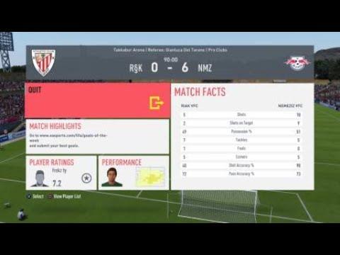 eS-League MY (2nd Div) S5: RIAK VFC contre NEMEZIZ VFC