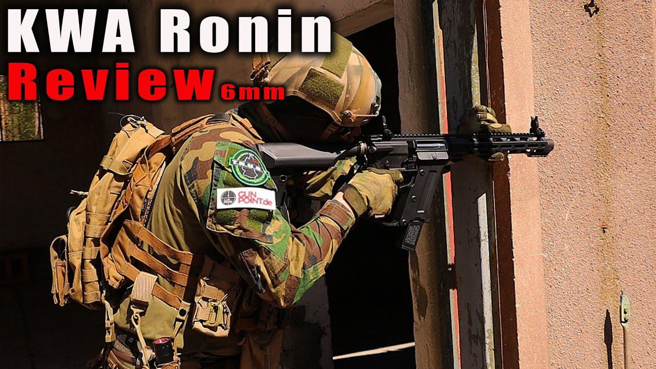 Critique KWA Ronin TK.45 – Airsoft S-AEG 6 mm | BOBBERMAN