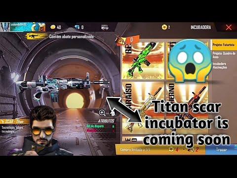 L'incubateur Titan Scar revient en feu