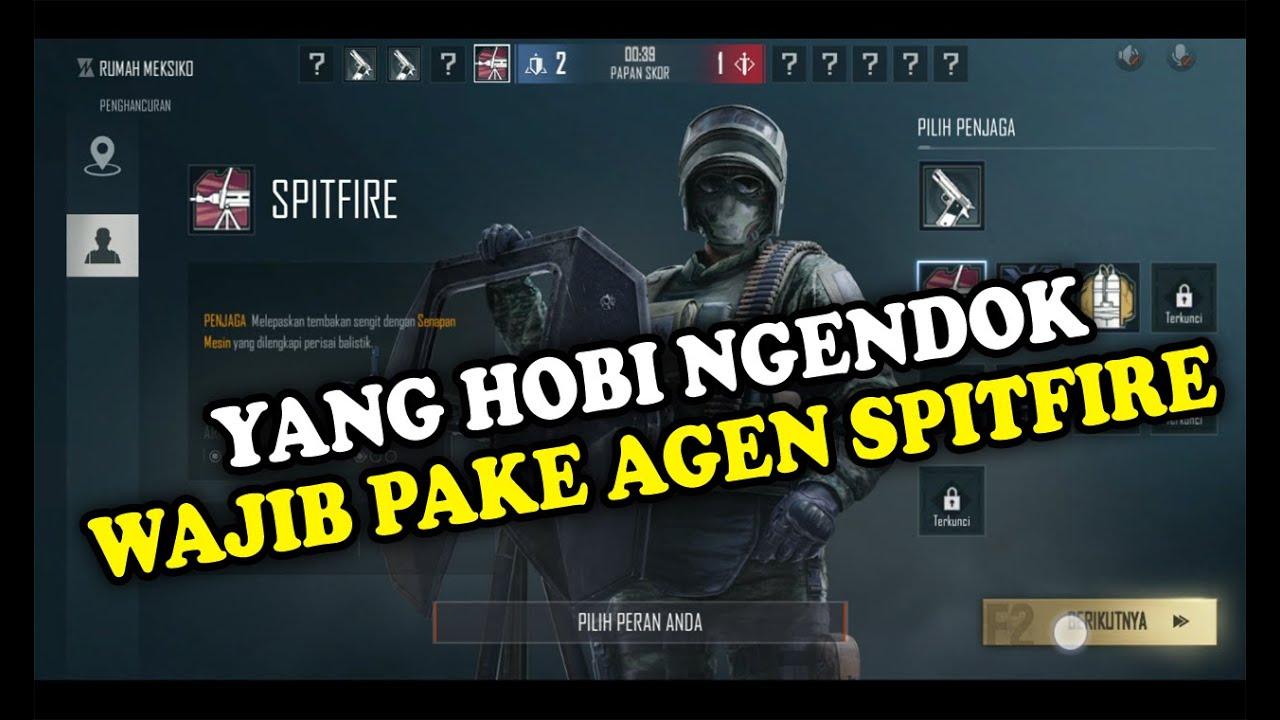 The Hobbies Ngendok doit utiliser Spitfire Area F2 Android FPS CQB Indonesia + + FOR PULSE