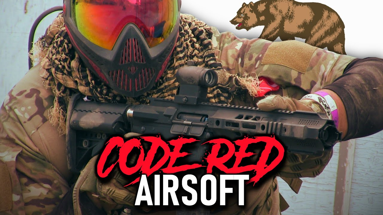 F ** K COVID 19! JE VEUX JOUER AIRSOFT – Code Red Airsoft