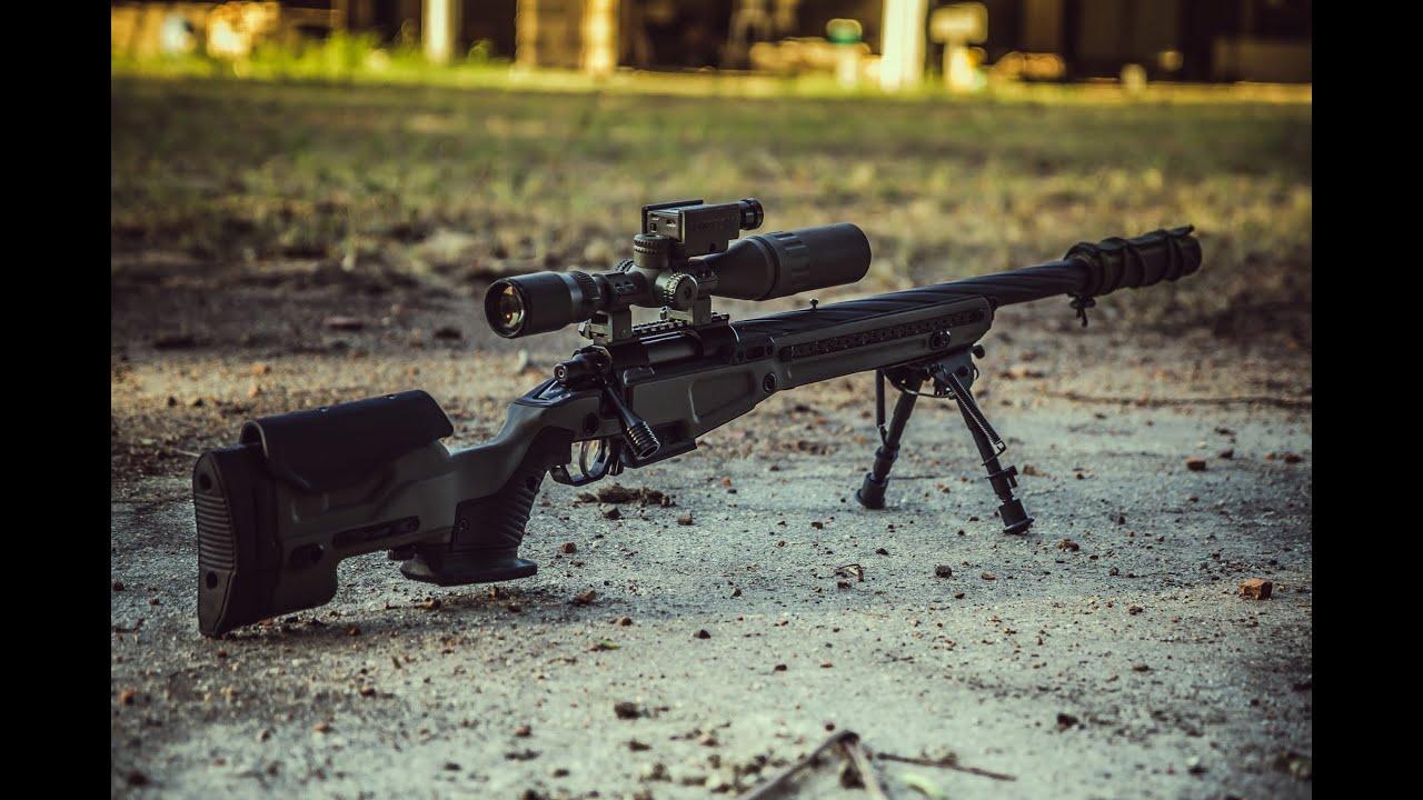 Sniper Airsoft – AACT10 DANS LE JEU