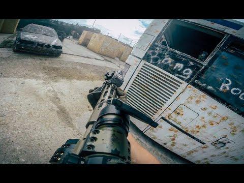 CQB Hardcore Rounds avec Drummag | Gameplay Airsoft