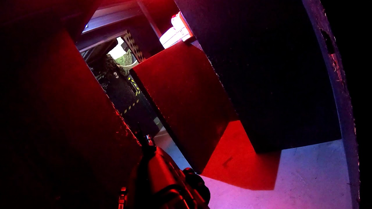 Airsoft G&G L85A2 Gameplay chez DTW Airsoft.