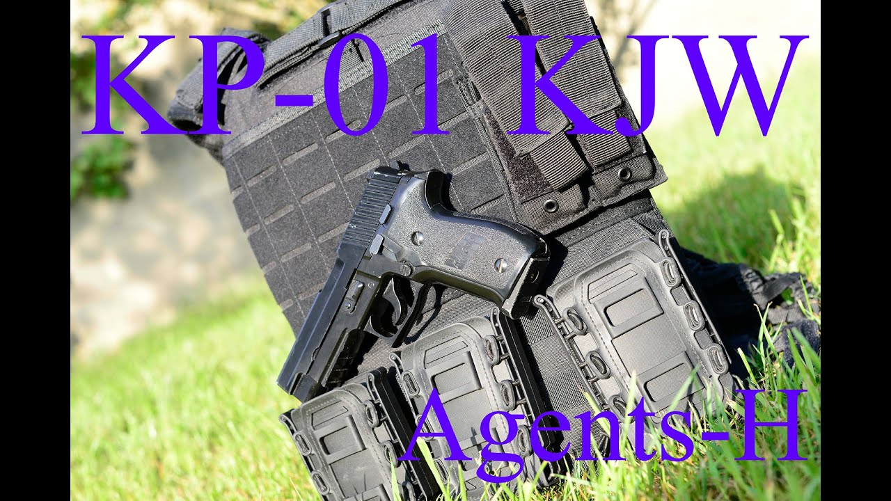 [Airsoft] KP-01 KJW /P226 (by Agents-H)