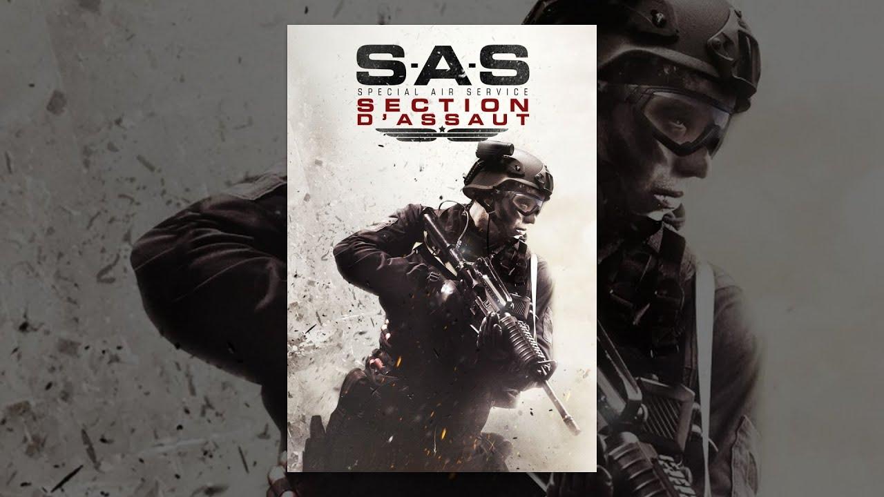 S-A-S: section d'assaut (VF)