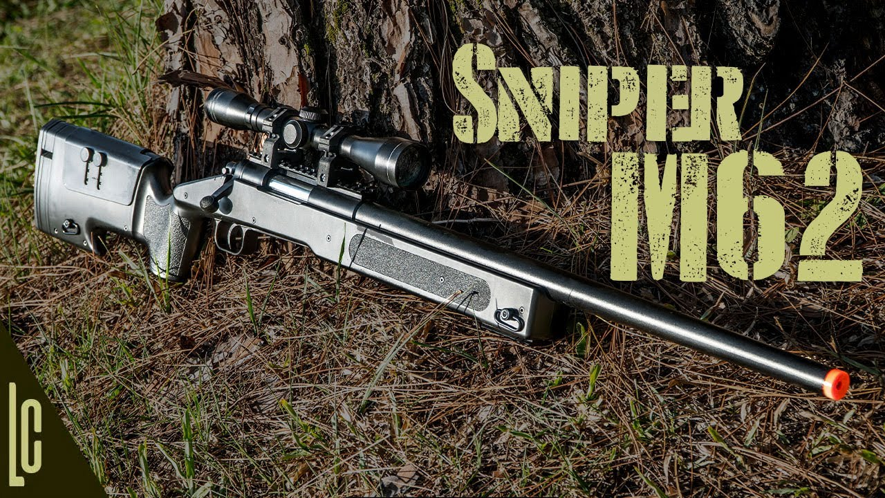 Critique Sniper Airsoft M62 | Boutique de carabine