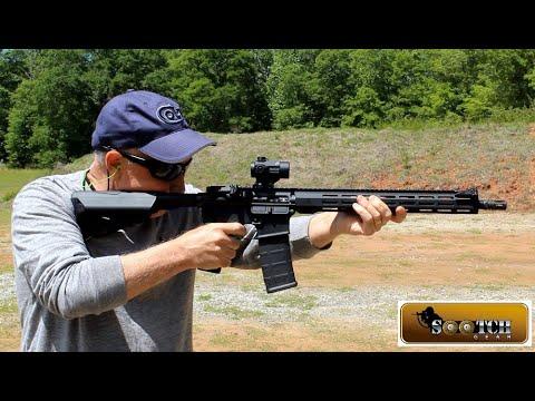 Test du fusil IWI Zion 15