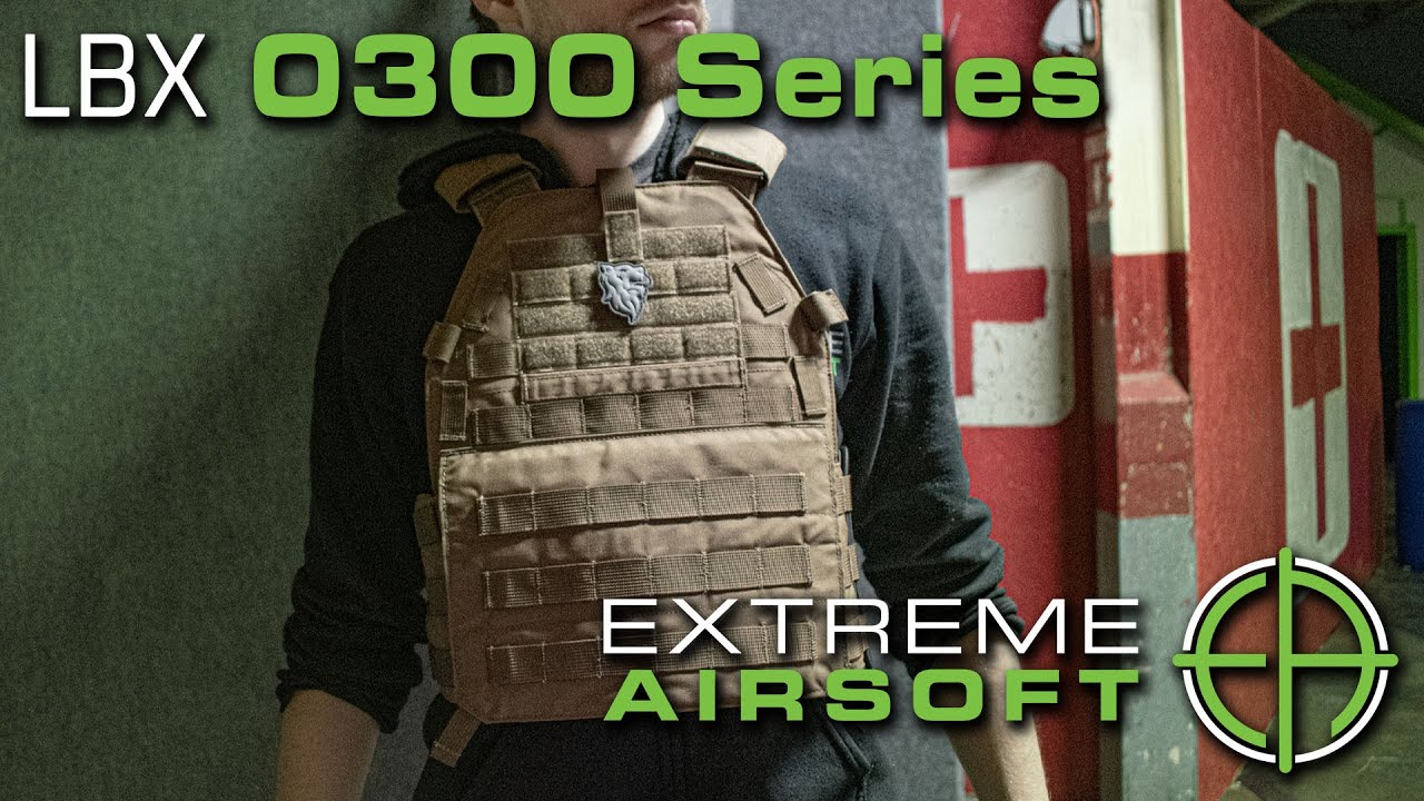 Extreme Review: LBX 0300 Modular Plate Carrier