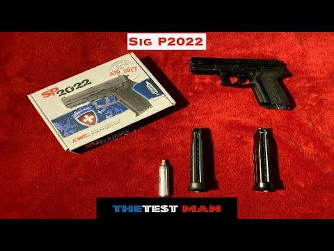 REVIEW- Sig Sauer Sp2022 Kwc