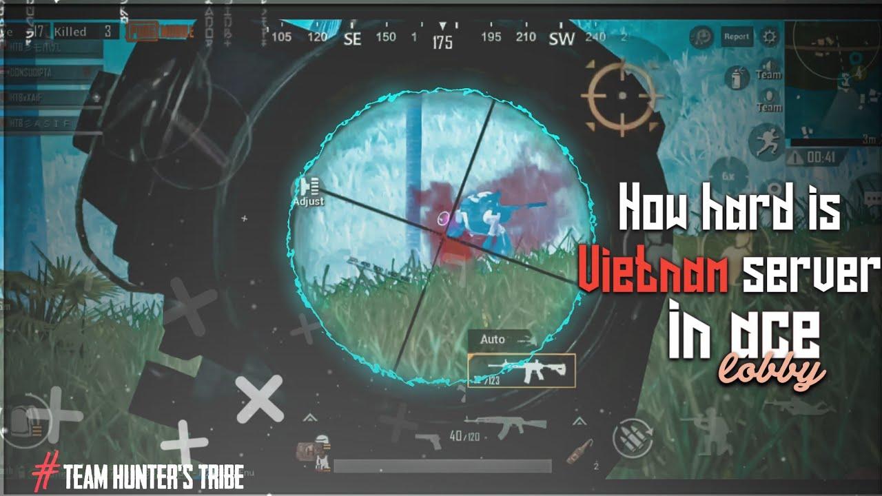 Gameplay mobile Pubg | 22 équipes tuées sur un serveur au Vietnam