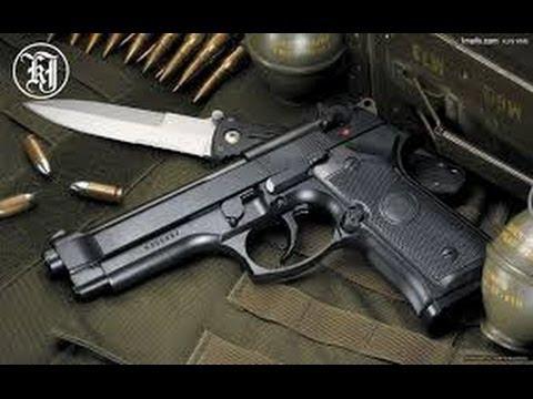 KJWorks Full Metal GBB M9 – Test complet du pistolet Airsoft / Test de tir!