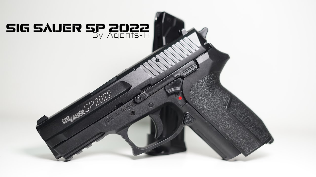 [Airsoft] Review du Sp2022 v2 Co2 SwissArms/CyberGun