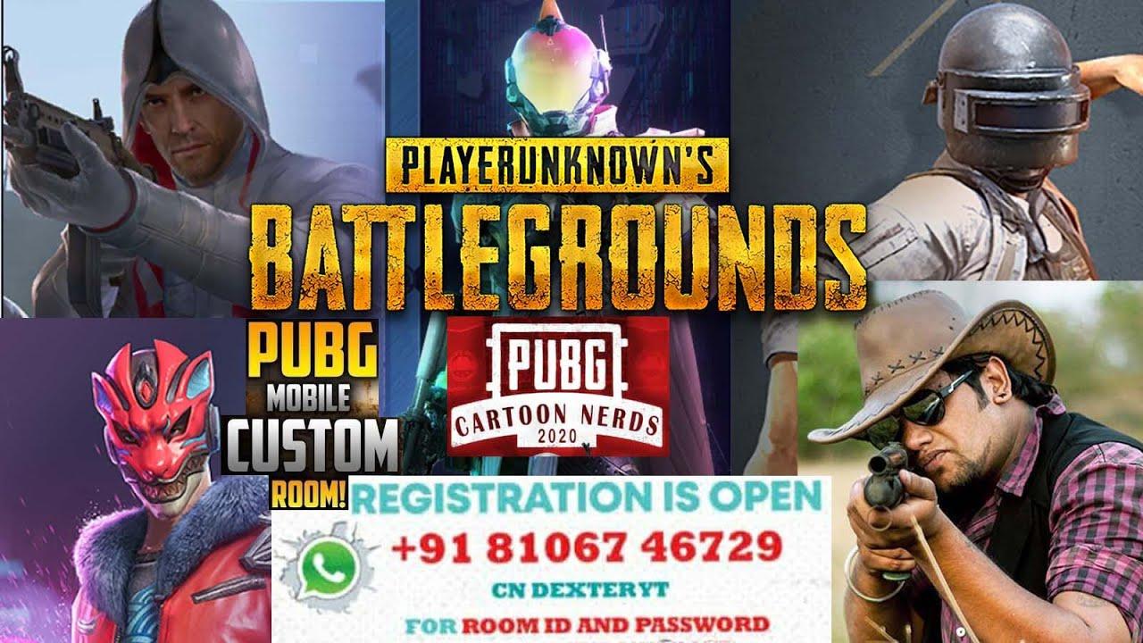 #Vizag gamers MATCH DE CHAMBRE PERSONNALISÉ   PUBG mobile   Telugu   Hindi   Anglais