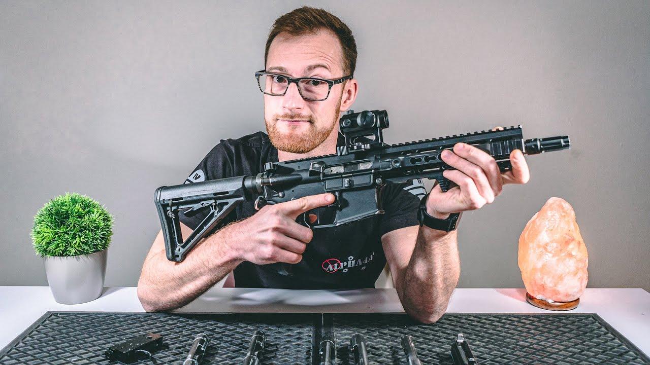 Acheter une carabine Airsoft d'occasion. Ma liste de contrôle.
