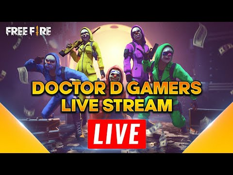 Diffusion en direct personnalisée de Doctor D Gamers